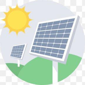 Solar Vector - Solar Power Solar Panels Solar Energy Photovoltaic System PNG