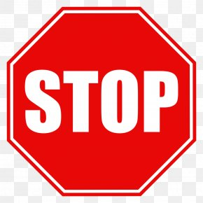 Sign Stop - United States Stop Sign Traffic Sign Clip Art PNG