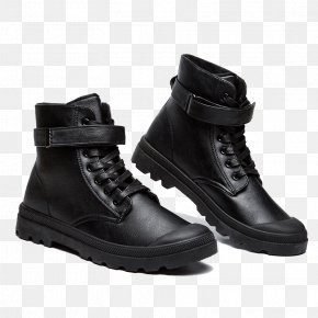 Outdoor Boots Take Charge - Motorcycle Boot Shoe Hiking Boot PNG