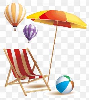 Summer Seaside Necessary - Clip Art PNG