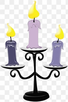 Interior Design Birthday Candle - Birthday Candle PNG