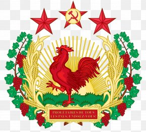 Gallery Of Coats Of Arms Of Dependent Territories - Communism Comintern Coat Of Arms National Emblem Of France French Union PNG
