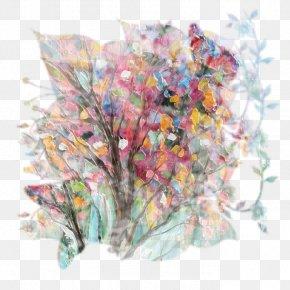 Flower - Watercolor Painting Flower Clip Art PNG