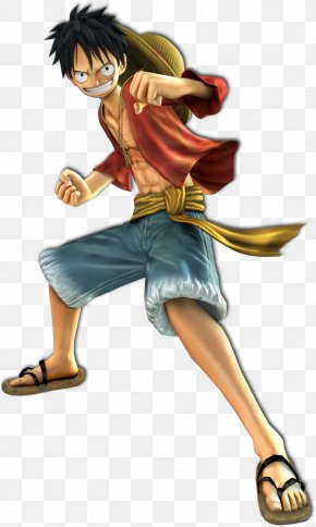 Monkey D Luffy Photo - J-Stars Victory VS One Piece: Burning Blood Monkey D. Luffy Goku Roronoa Zoro PNG