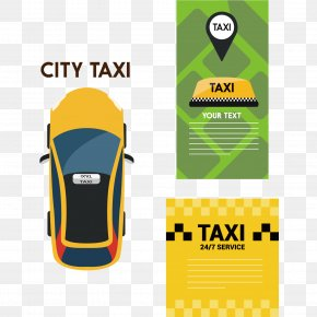 Taxi Element - Taxi Hackney Carriage PNG