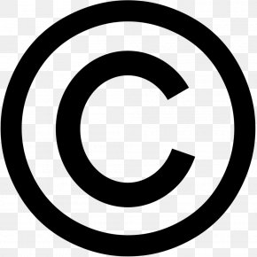 Copyright - Copyright Symbol Copyright Law Of The United States PNG