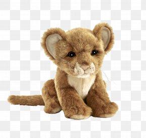 Lion - Lion Stuffed Animals & Cuddly Toys Tiger Fur PNG