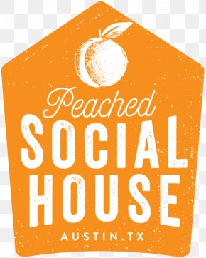 Bacon Social House - Peached Social House Social Media YouTube Management Book PNG