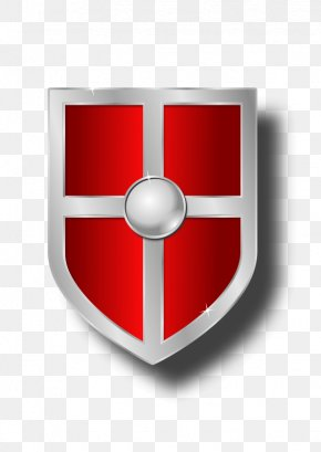 Security Shield - Shield Knightly Sword Weapon Clip Art PNG