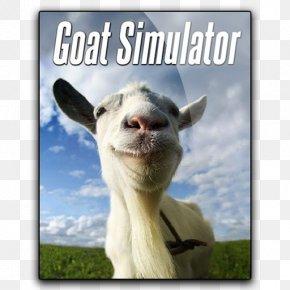 Goat - GoatZ Goat MMO Simulator Goat Simulator Payday PlayStation 4 PNG