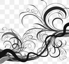 Brushes - Desktop Wallpaper Floral Design Clip Art PNG