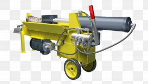 Crop Yield - Log Splitters Tool Machine Firewood Do It Yourself PNG