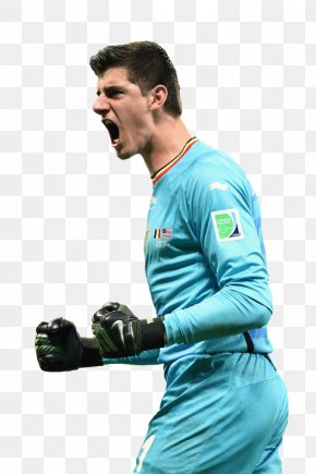 -painted Messi - Thibaut Courtois Belgium National Football Team Chelsea F.C. Football Player PNG