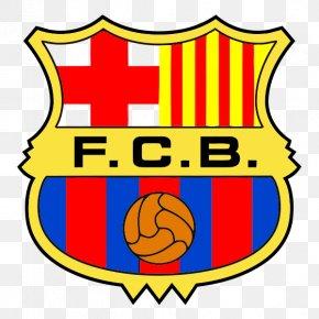 Fc Barcelona - FC Barcelona UEFA Champions League Football El Clásico Decal PNG