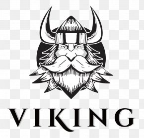 Warriors Painted Icon - Logo Viking PNG