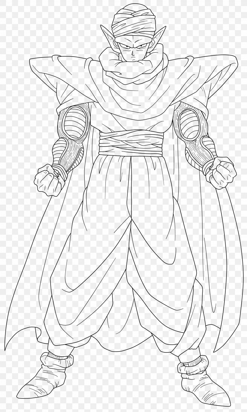 Goten Coloring Pages Dragon Ball Super – buildhub.co | 1369x820