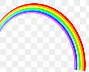 Rainbow Image - Rainbow Clip Art PNG