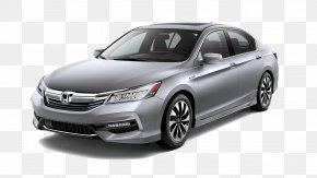 Honda - 2018 Honda Accord Hybrid Car 2017 Honda Accord Hybrid Touring Sedan PNG