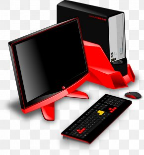 Desktop PC - Personal Computer Desktop Computer Clip Art PNG