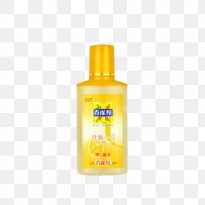 100 Birds Gazelle Glycerol One - Sunscreen Lotion Yellow PNG