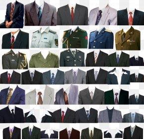 Various Clothing Uniform Passport - T-shirt Military Uniform Necktie PNG
