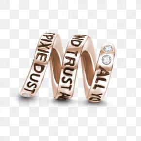 Gold Dust - Earring Charm Bracelet Swarovski AG Jewellery Silver PNG