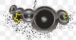 Speaker Trend - Subwoofer Sound Loudspeaker PNG