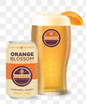 Wheat Icon - Beer Cocktail Orange Drink Wheat Beer Orange Soft Drink PNG