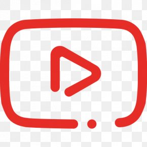 YouTube Play Button Transparent - Video YouTube Icon PNG