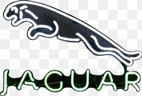 Jaguar Logo - Neon Sign Neon Lighting Jaguar Cars PNG