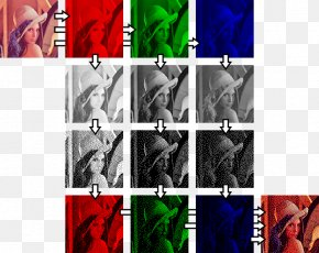 Rgb Color Space - Floyd–Steinberg Dithering Color Image RGB Color Model PNG