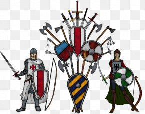 Knight - Knight Middle Ages Weapon Armour For Honor PNG