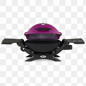 Barbecue - Barbecue Weber Q 1200 Weber-Stephen Products Propane Liquefied Petroleum Gas PNG