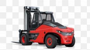 Linde Material Handling - Linde Material Handling Forklift The Linde Group KION Group PNG