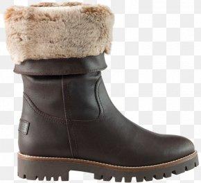 Brown Grass - Snow Boot Shoe Fur Skin PNG