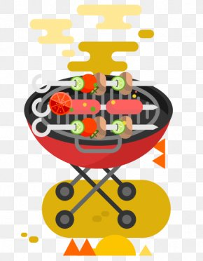 Barbecue - Barbecue Grilling Picnic PNG