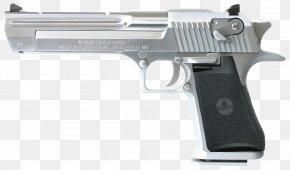 Desert Eagle - Trigger IMI Desert Eagle .50 Action Express Magnum Research Firearm PNG