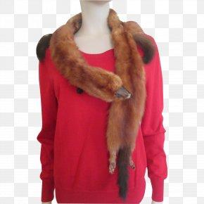 Fur Neck Wool PNG