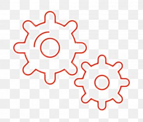 Line Art Tool Icon - Adjustment Icon Configuration Icon Gears Icon PNG