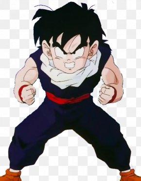 Watching Tv - Dragon Ball FighterZ Gohan Goku Trunks Goten PNG