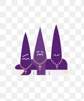 Bullet - Lent Stations Of The Cross Debt Logo Purple PNG