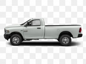 Dodge - Ram Trucks Chrysler Dodge 2018 RAM 3500 Tradesman Pickup Truck PNG