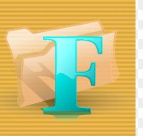 Letter Folder Cliparts - File Folder Directory Clip Art PNG