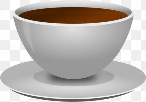Cup Coffee - Coffee Cup Tea Clip Art PNG