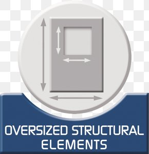 Bed Element - Milling Machine Structural Element PNG