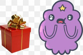 Christmas Time Pictures - Lumpy Space Princess Finn The Human Christmas Clip Art PNG