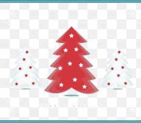 Elegant Watercolor Background Christmas Tree Vector Material - Christmas Tree Christmas Ornament PNG