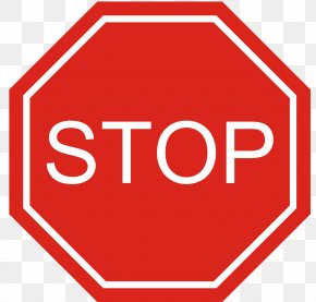 Blank Stop Sign - Stop Sign Traffic Sign Royalty-free Clip Art PNG