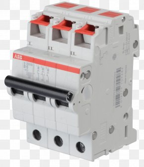 Circuit Breaker - Circuit Breaker Electrical Network ABB Group Electrical Switches Fuse PNG
