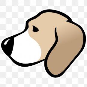 Puppy - Puppy Beagle Clip Art PNG